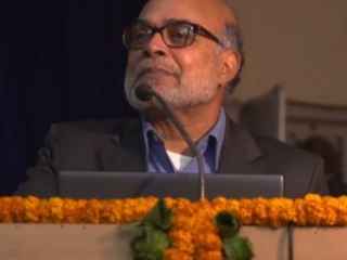 Promoting a more nutritious food system: The role of smallholder agriculture - Dr. Prabhu Pingali