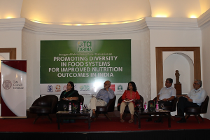 TARINA Inaugural Public Policy Panel Discussion on Promoting Food Systems Diversity in India