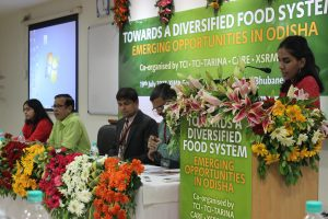 Odisha State Policy Forum on Diversifying Food Systems – July 19, 2017