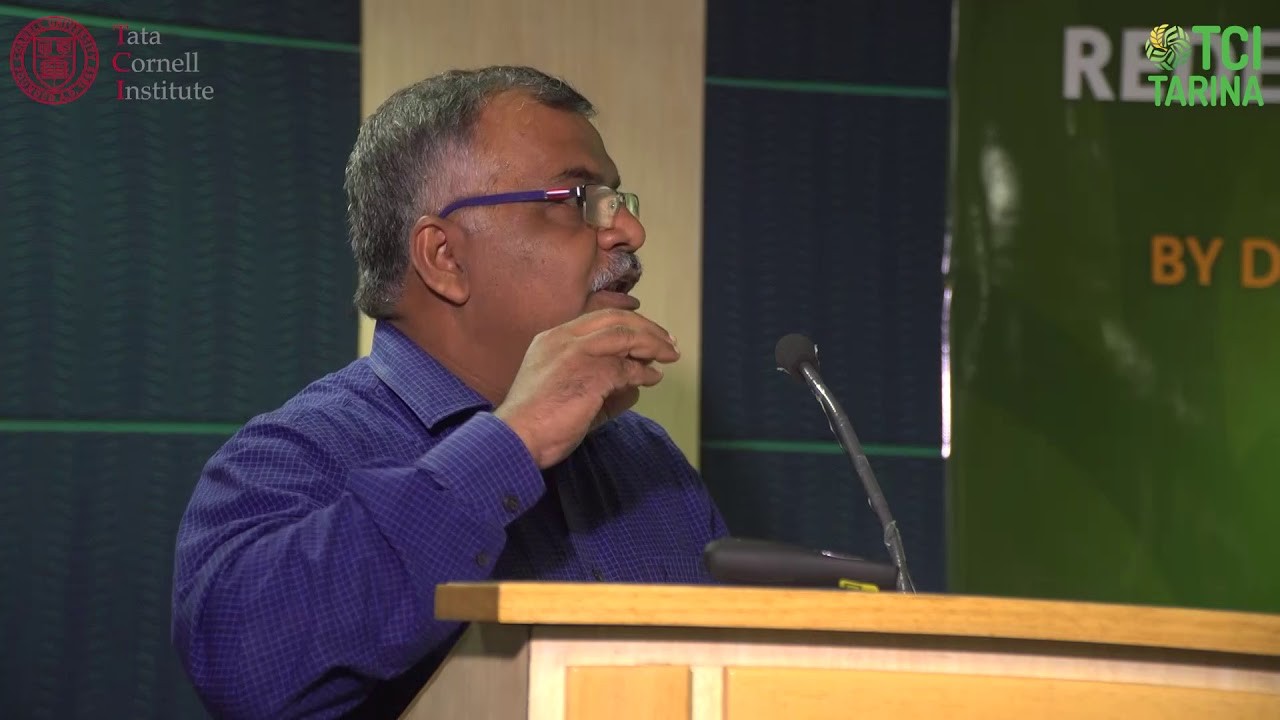Redesigning food policy for nutrition security - Mr. Amaresh Kumar