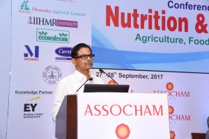 ASSOCHAM Nutrition and Food Security Conference - September 27-28, 2017