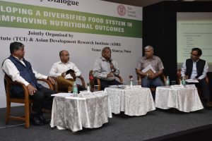 Bihar Policy Forum on Diversifying Food Systems - March 6, 2018